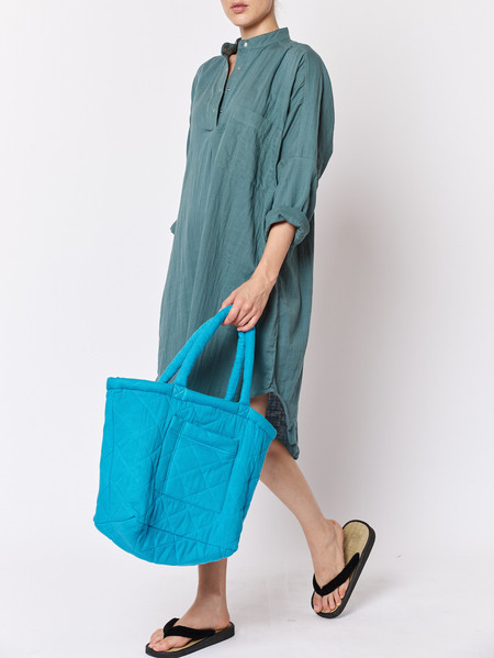 Built by Wendy Padded Tote - Lake