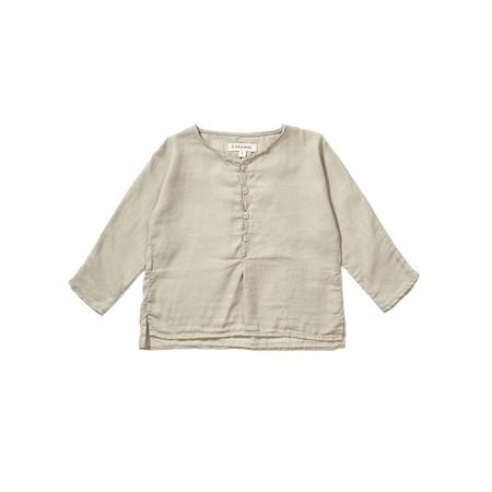 Kid's Caramel Chard Baby Shirt