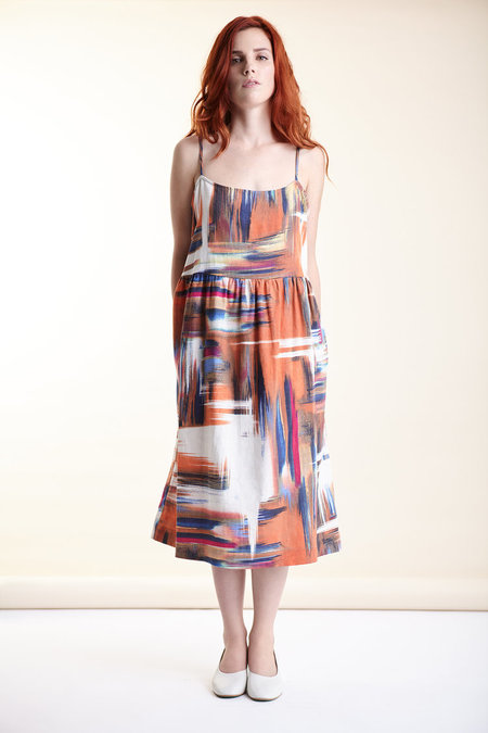 Amanda Moss 'Anja' dress