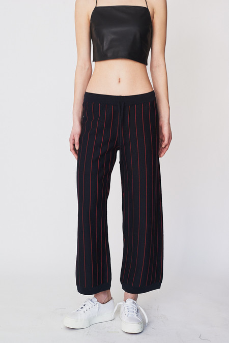 Reality Studio Striped Yke Trouser