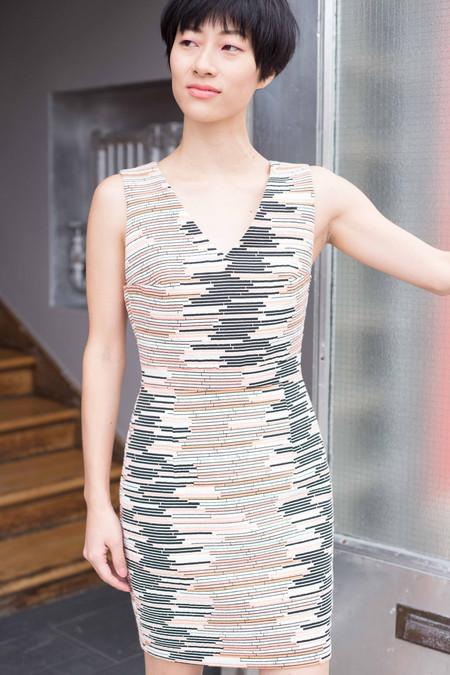 Eve Gravel El Anatsui Dress
