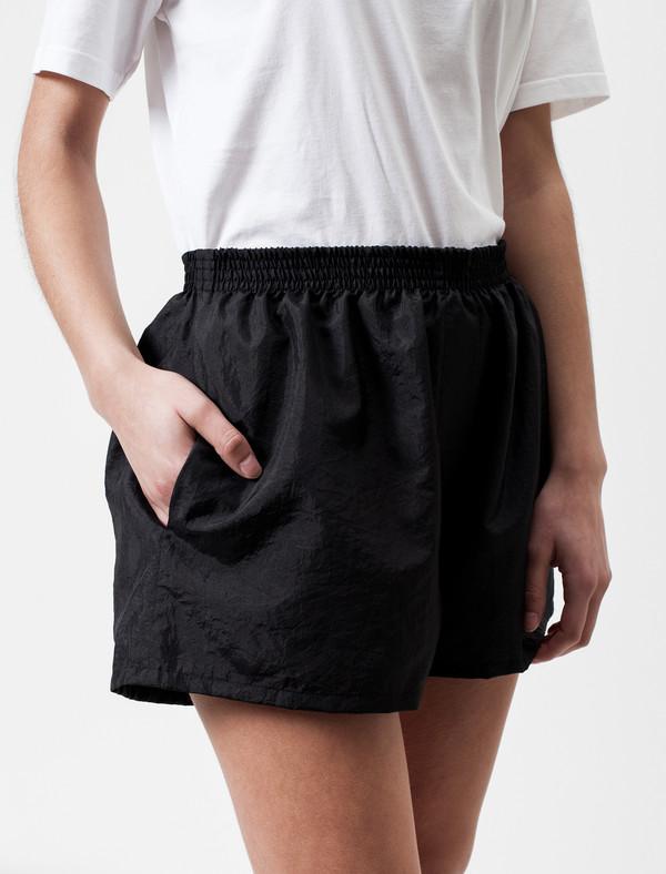 Short Shorts Black
