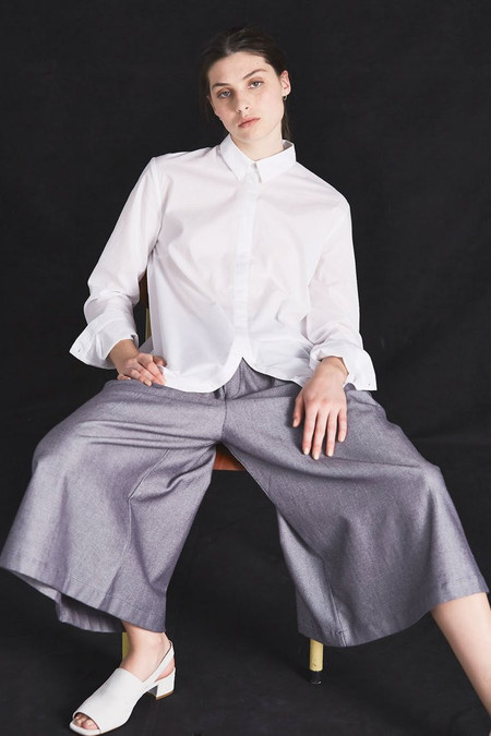 KOWTOW Harbour Culottes in Chambray