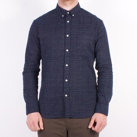 Corridor Buttondown Shirt - Japanese Dot