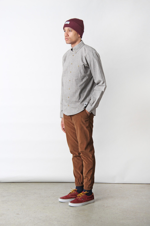 Unisex Muttonhead Classic Dress Shirt