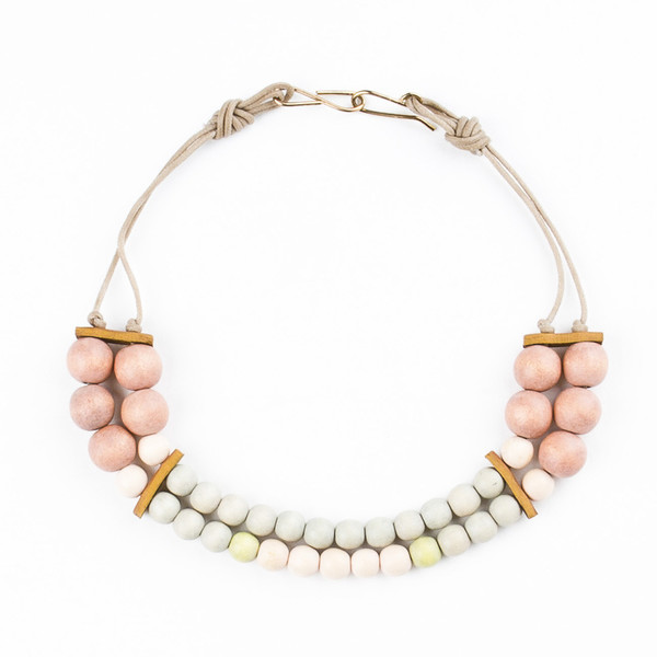 Rachel F. Desolation Angels Necklace