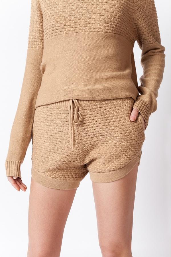 Giu Giu Knit Shorts