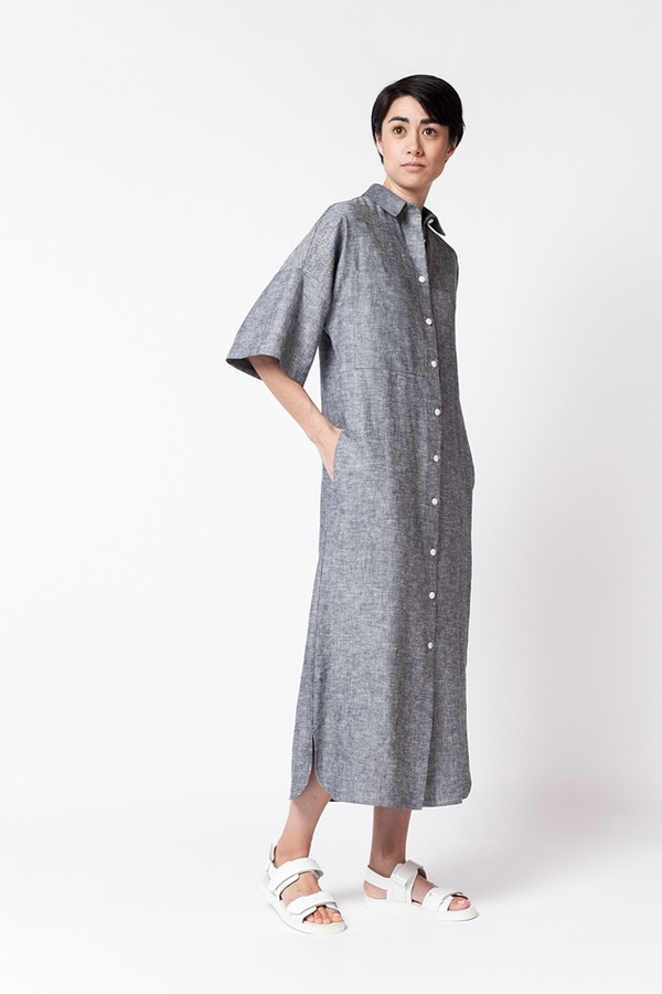 Luisa et La Luna Akiko Shirt Dress