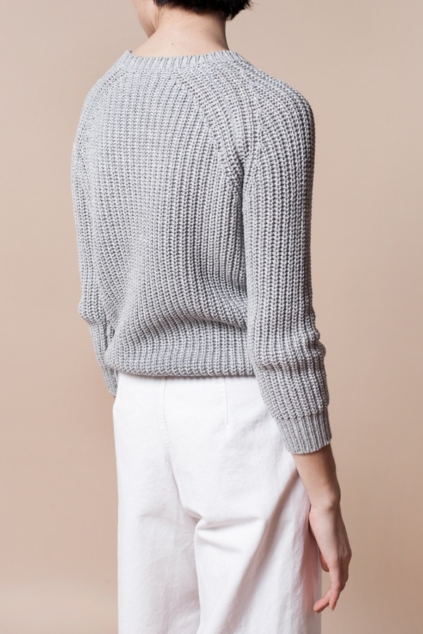 Demy Lee Nao Sweater-Grey