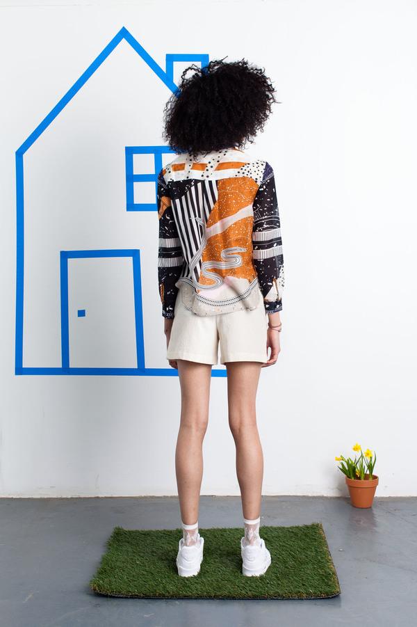 Nanushka Alba Shorts