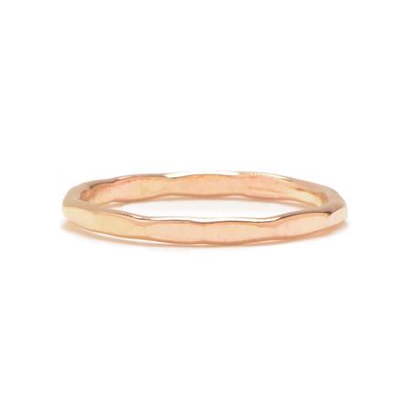 Tarin Thomas Jane Rose Gold Midi Ring