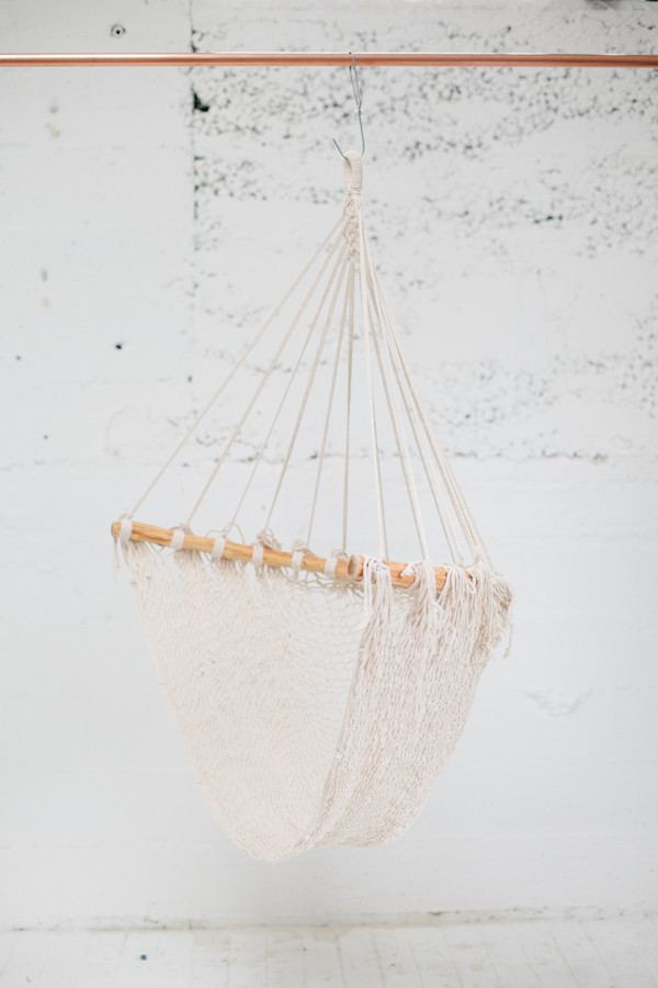non-perishable goods HAND MADE HAMMOCK SWING