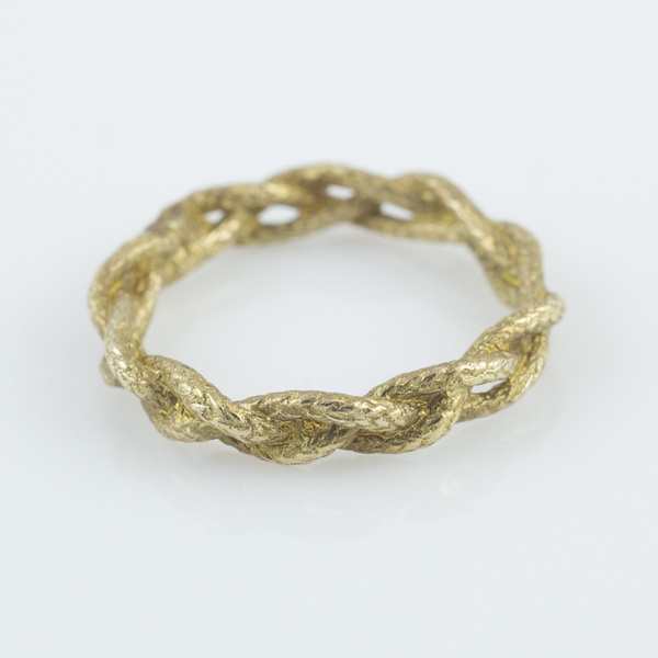 Cold Picnic Rope Ring