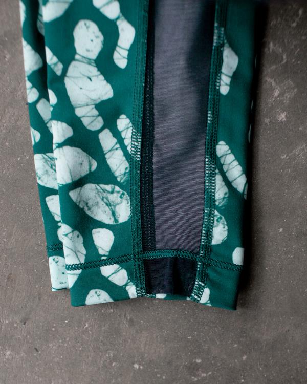 Osei-Duro x the lab Cassava Tight | Pebble Print