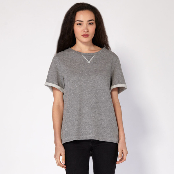 Short Sleeve Sweatshirt by Make it Good