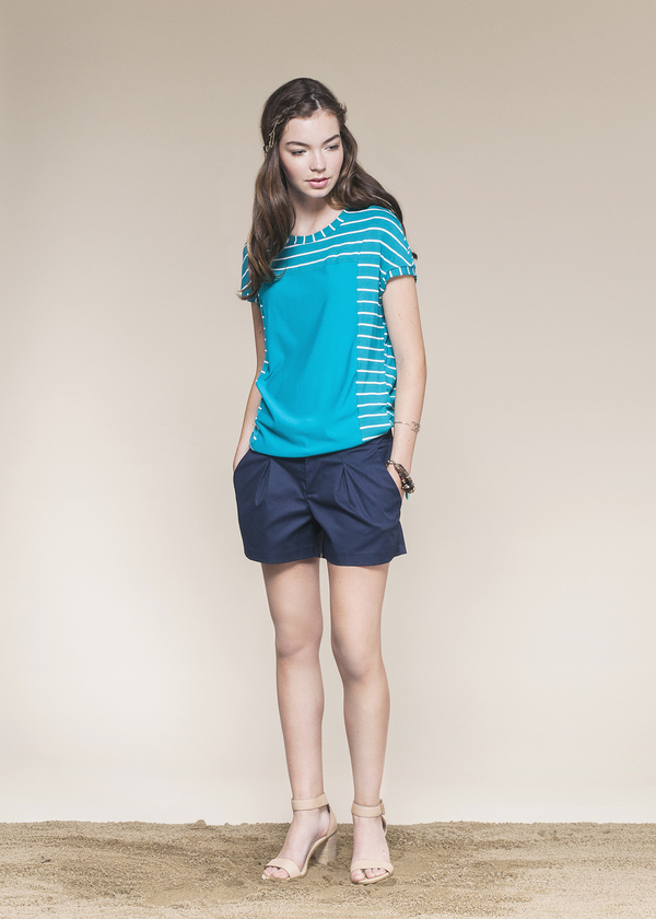Jennifer Glasgow Barnacle Tee