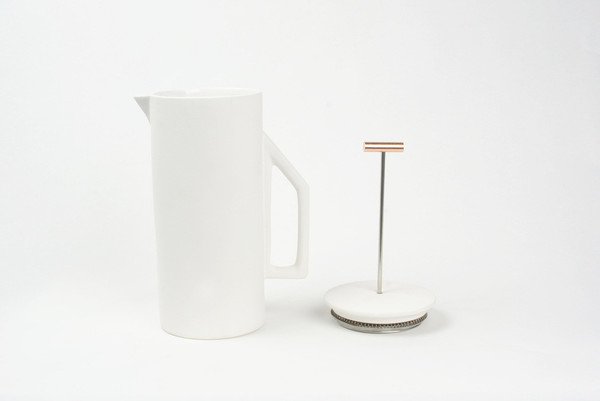 Yield Ceramic French Press