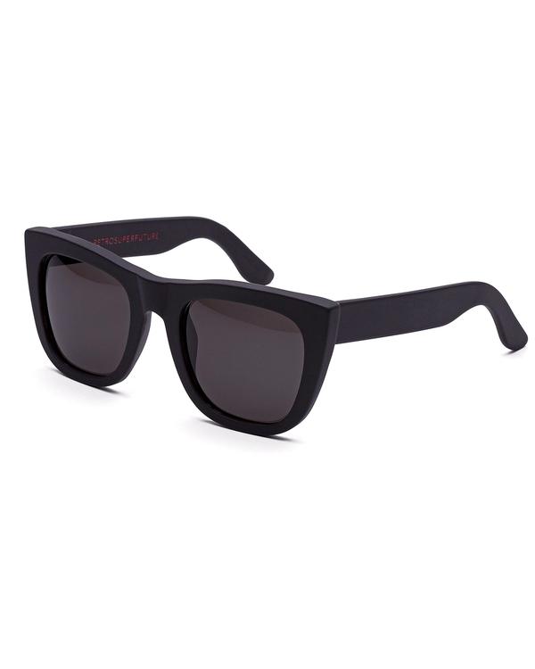 RetroSuperFuture Gals Sunglasses in Matte Black