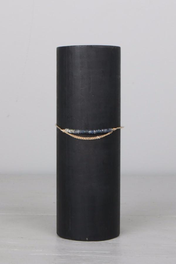 Dafne Blue Sapphire Bracelet