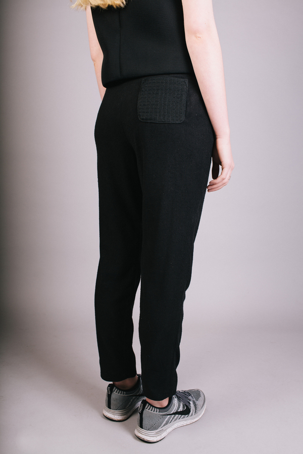 Livia Arena Quilt Pocket Trousers
