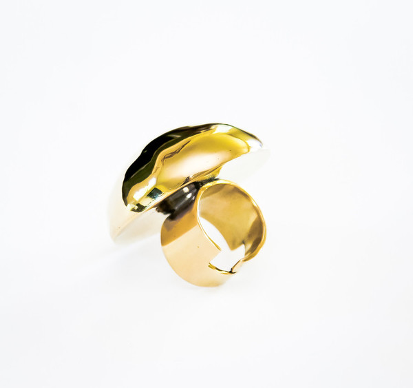 Bisjoux Dome Ring
