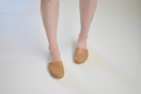"The Palatines ""cognitio"" slide slipper 