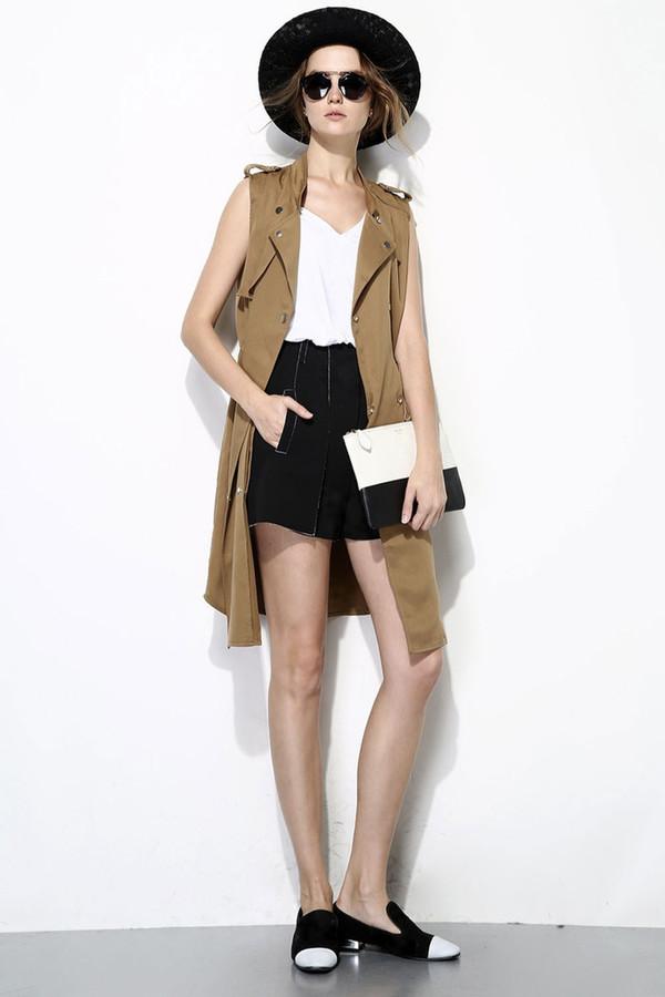 Few Moda Silk Waistcoat