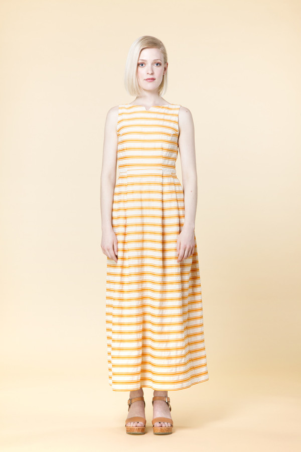 Amanda Moss Tangerine Dream Dress