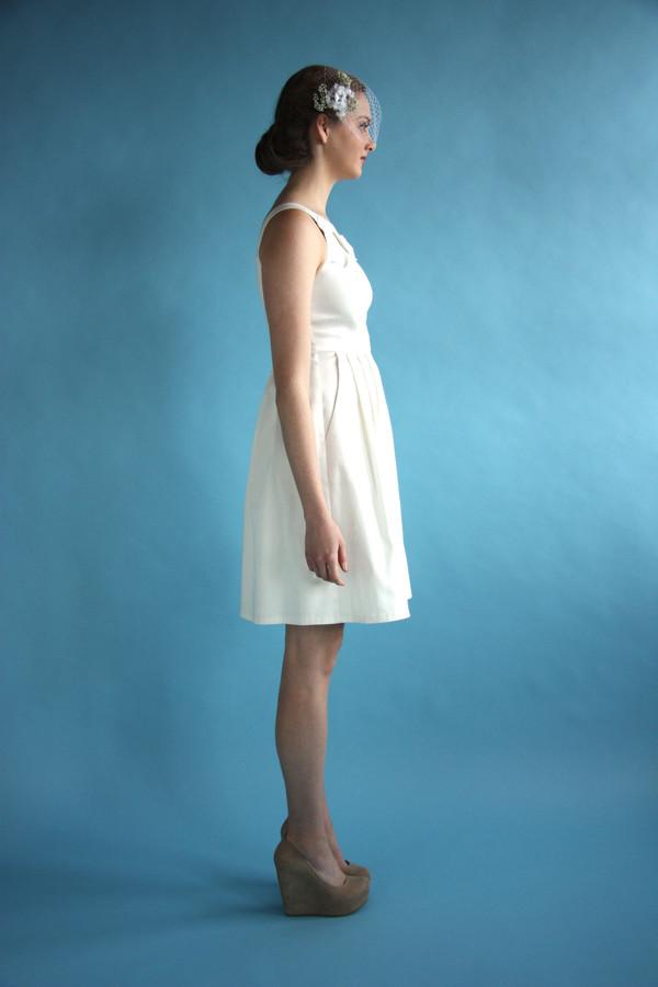 Birds Of North America Bridal Glide Dress