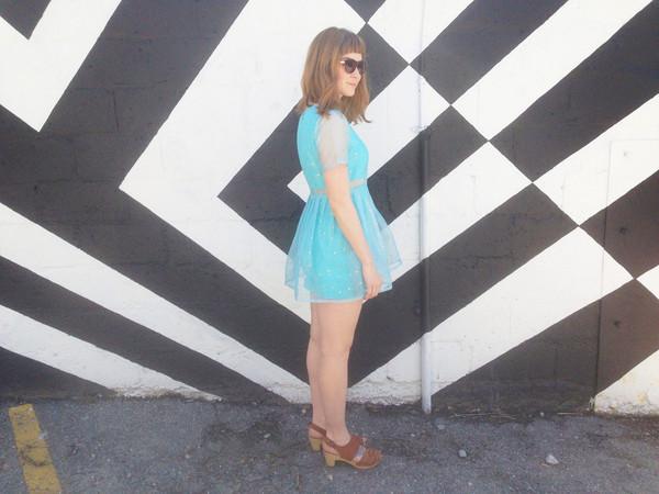 Samantha Pleet Galaxy Dress