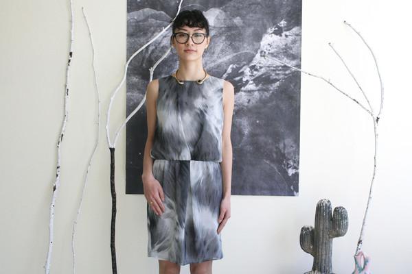 Valérie Dumaine Meja Dress