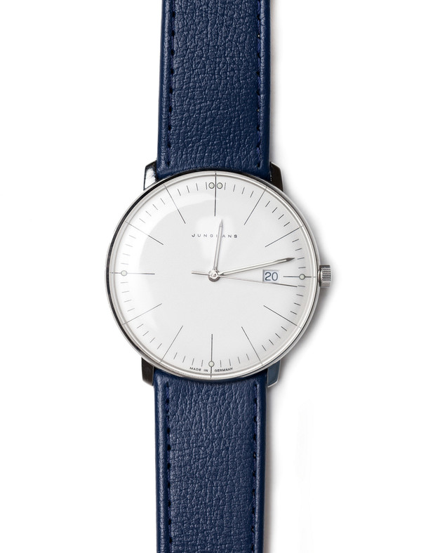 Max Bill Quartz Blue