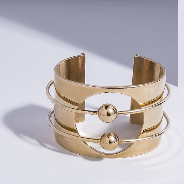 Metalepsis Projects Orbit Cuff
