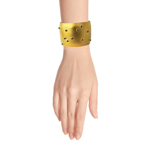 SíSí Design Gold Constellation Cuff