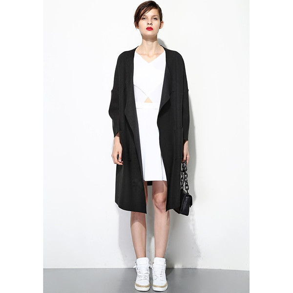 FEW MODA Waterfall Cardigan