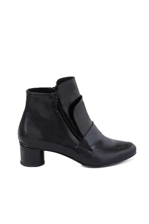 Opening Ceremony Leather Zan Bootie