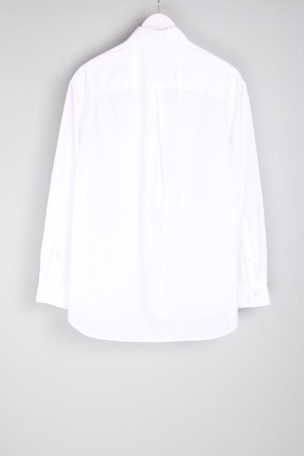 Atea Oceanie Boyfriend Shirt | White