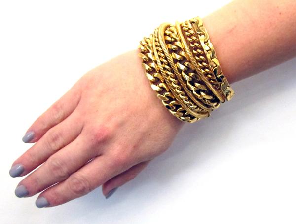 Lizzie FortunatoLizzie Fortunato The Renegade Bracelet