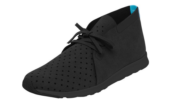 NATIVE APOLLO CHUKKA | Black