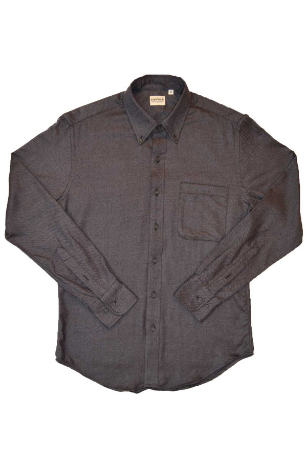 Men's United Stock Dry Goods Twill Flan Shirt