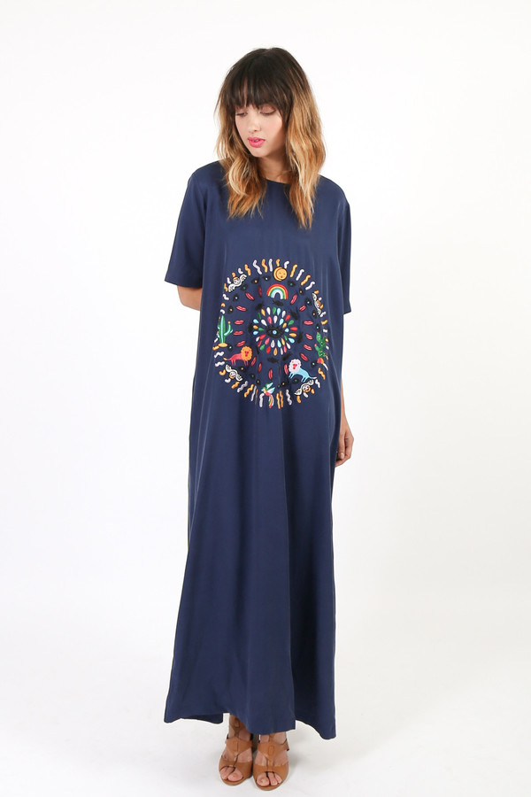 LF Markey Skylar Maxi Dress