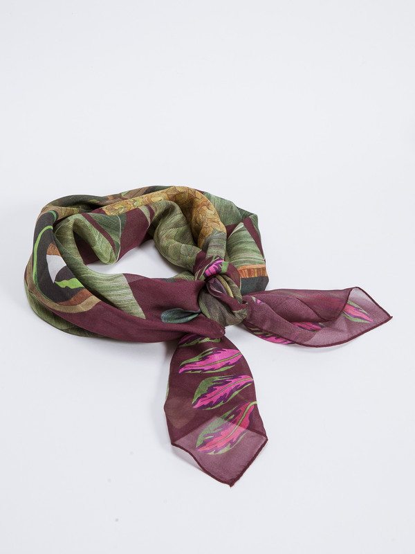 Chrisu CAMOUFLAGE MY LOVE SCARF