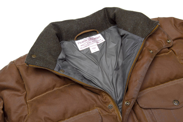 Men's Filson Down Cruiser Jacket