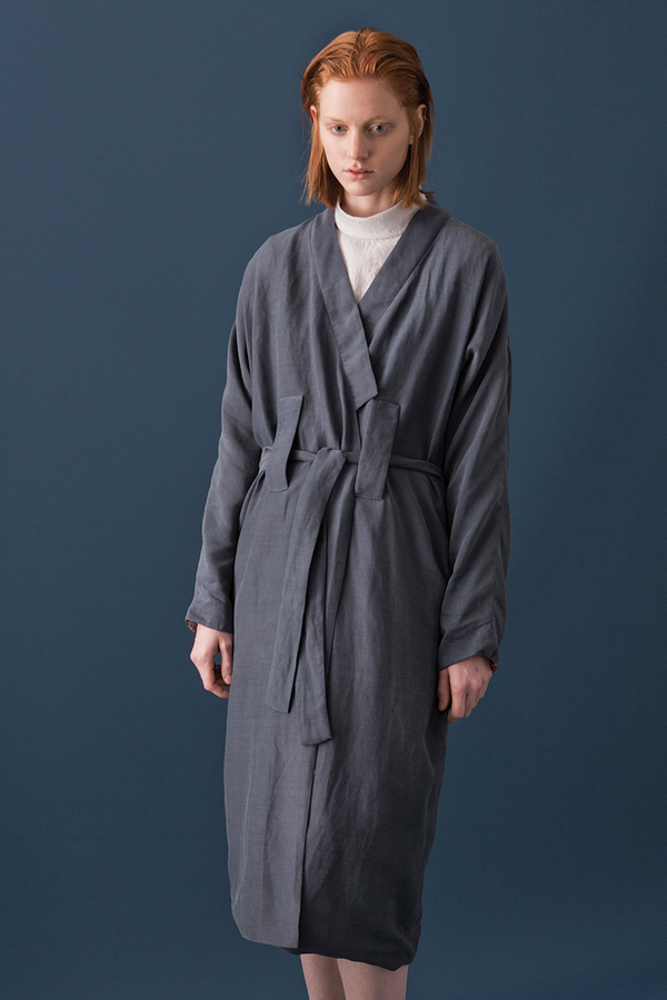Silvae Rene Coat | Reversible
