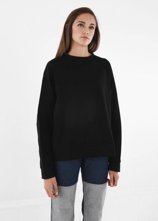 Baserange Loose Jersey Sweater