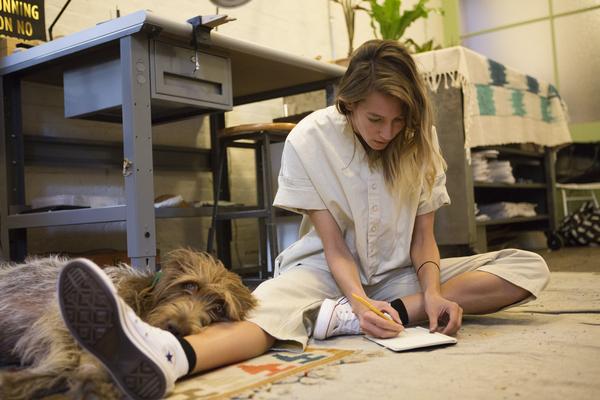 Ilana Kohn x Garmentory Lola Utility Coverall