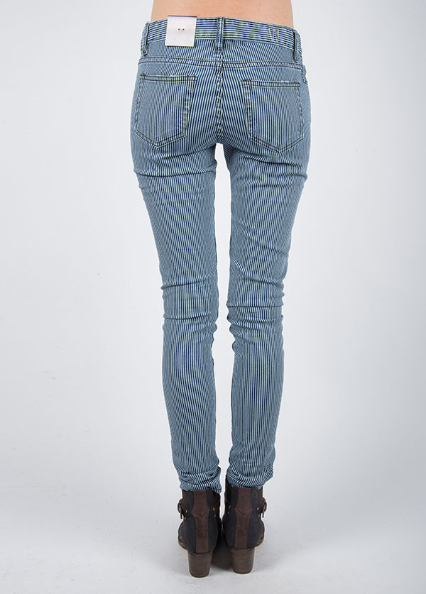 Williamsburg Garment Co.  Bedford Ave Skinny