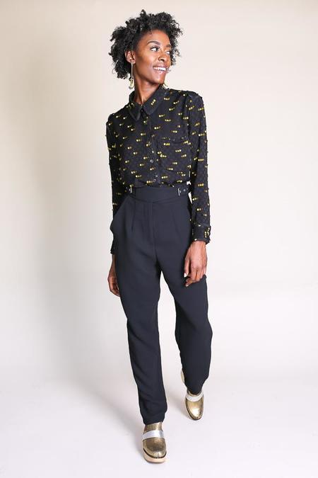 Rachel Comey Crown Pant in Black