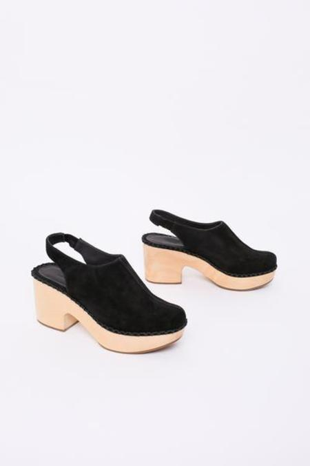 Rachel Comey Phair Clog in Black