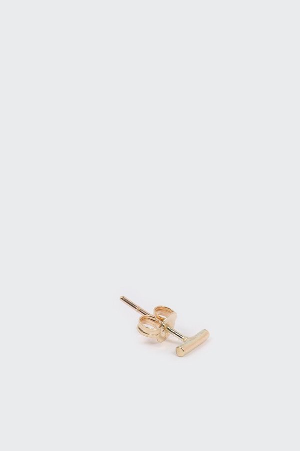 Newend Stander Earring - Gold